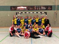 Trainingsspiel in Bernstadt